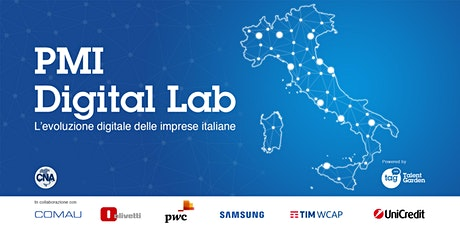 PMI Digital Lab | Streaming CNA Salerno biglietti