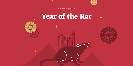Whitehall Mice New Year's Zodiac Party-Year of the Rat tickets