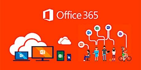 14/2/20 - DARZO - Introduzione a Office 365 e al nuovo Outlook (4 ore) biglietti
