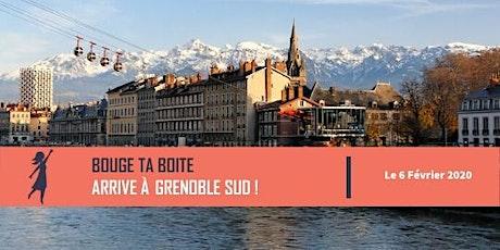 Lancement du réseau Bouge ta Boite à Grenoble Sud billets