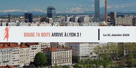 Lancement du réseau Bouge ta Boite à Lyon Perrache billets