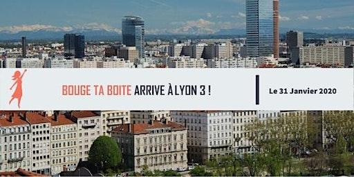 Lancement du réseau Bouge ta Boite à Lyon Perrache