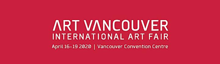 Art Vancouver 2020 Sneak Peek image