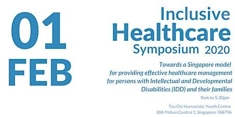 Inclusive Healthcare Symposium 2020 tickets