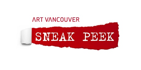 Art Vancouver 2020 Sneak Peek tickets