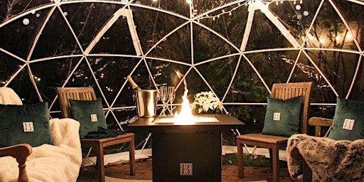 The Baker House 1650 Unveils Cozy Winter Igloo