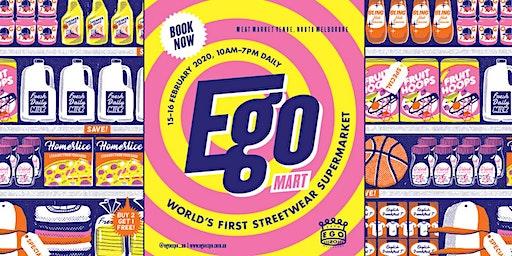 Ego Expo 2020 - Australia's Streetwear & Lifestyle Expo