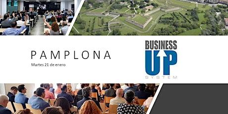 Evento Business Up PAMPLONA (enero) entradas