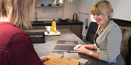 FREE Design advice on Kitchen-Living spaces - We start with 'Why?!' What's your story? tickets
