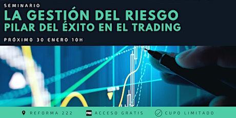 La gestión del riesgo como pilar del éxito en el trading entradas