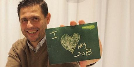 Infomoment Loopbaancoaching Essen: haal meer energie uit je werkleven tickets