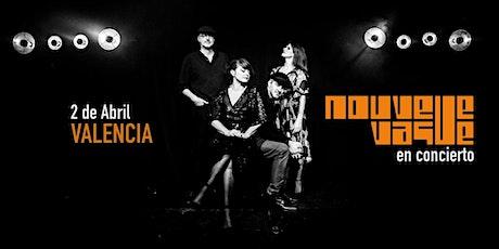 Nouvelle Vague en concierto | Valencia entradas