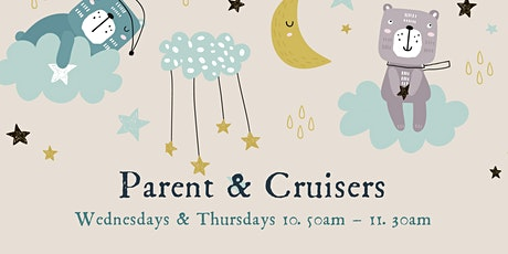 Parent & Cruiser Musical Sensory Sessions tickets