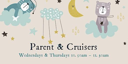 Parent & Cruiser Musical Sensory Sessions
