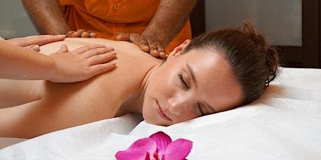 Massage à 4 mains tickets