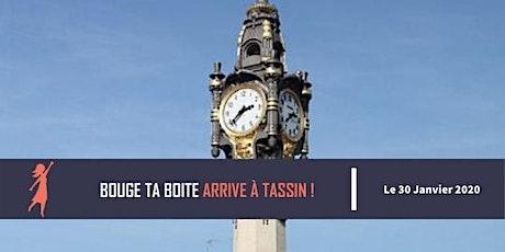 Lancement du réseau Bouge ta Boite à Tassins la Demi Lune billets