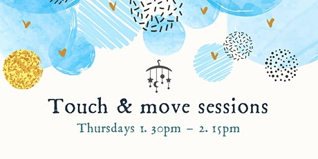 Touch & Move - Baby Yoga & Massage Sessions tickets