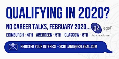 NQ Career Talk - Glasgow tickets