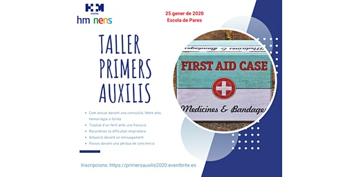 Taller de primers auxilis en Pediatria 2020