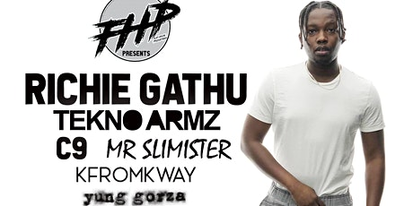 Richie Gathu - FHP tickets