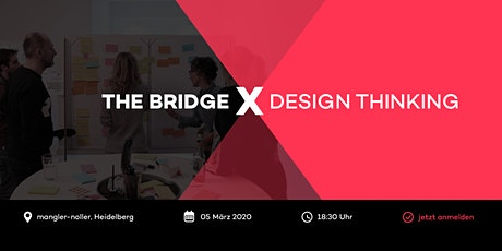 The Bridge X Design Thinking Tickets