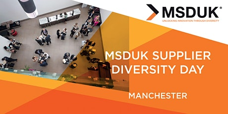 MSDUK Roadshow - Connecting Start-ups and Ethnic Minority Businesses with Global Brands tickets