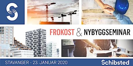 Nybyggseminar Stavanger tickets