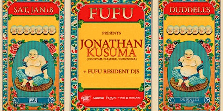 FuFu presents Jonathan Kusuma (Cocktail D'amore/Indonesia) tickets