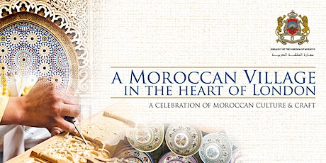 A Moroccan village in the heart of London tickets