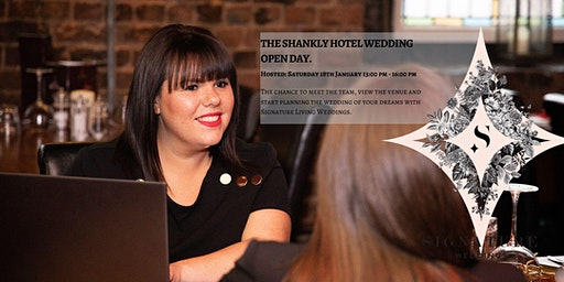 The Shankly Hotel  Liverpool Wedding Open Day