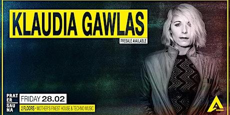 KLAUDIA GAWLAS | Pratersauna - Minima Tickets