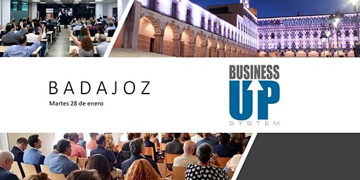 Evento Business Up BADAJOZ (enero)
