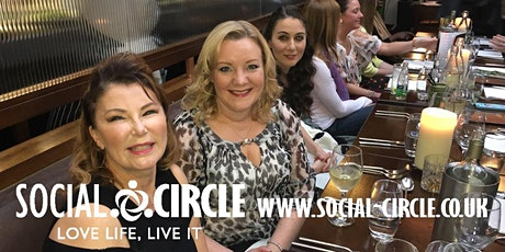 WHY NOT TRY A FREE EVENT TODAY WITH SOCIAL CIRCLE tickets