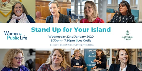 Stand Up for Your Island tickets