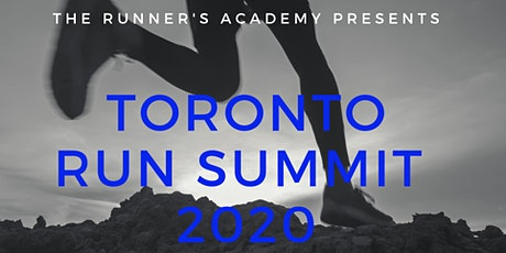TORONTO RUN SUMMIT 2020 tickets