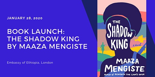 Book Launch: Maaza Mengiste's The Shadow King