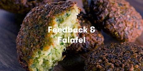 Feedback & Falafel tickets