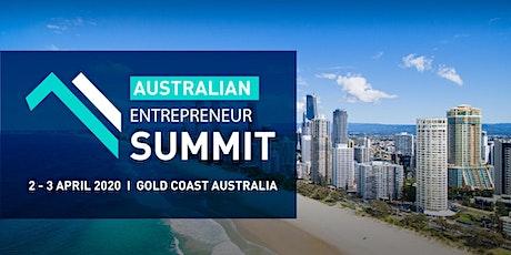 Australian Entrepreneur Summit  tickets