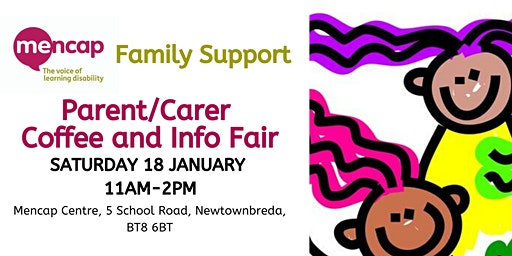 Parent & Carer Coffee and Information Fair