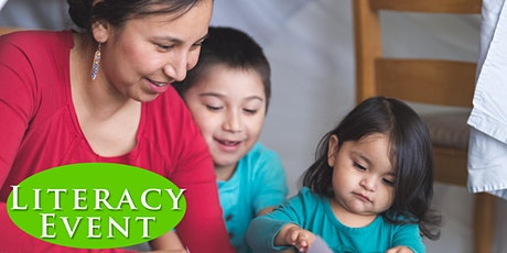 Family Literacy Day tickets