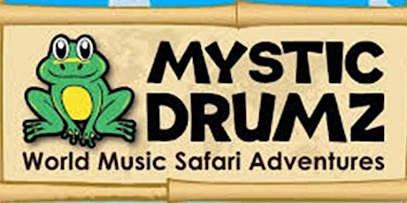 Mystic Drumz tickets
