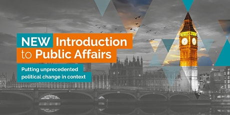 Introduction to Public Affairs MCR tickets