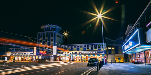 Photography Walkshop - Night Photography at Clarence Pier