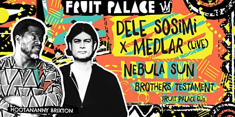 Fruit Palace tickets