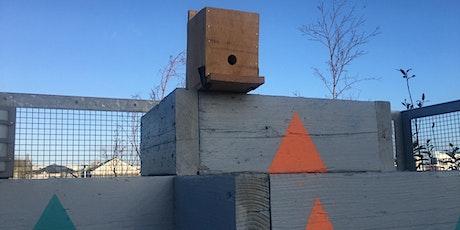 Parent-and-child Make a Bird Box Workshop tickets