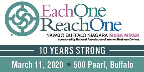 NAWBO Buffalo Niagara's Each One Reach One - EORO 2020 tickets