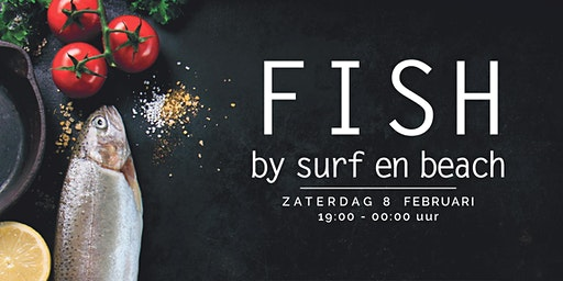 FISH by Surf en Beach