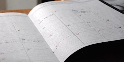 OPEN DAY SCUOLA: Presentazione Calendario I anno 2020