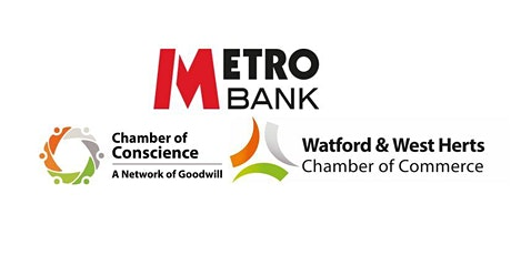 MetroBank Watford Networking Event- 21st February 2020 tickets