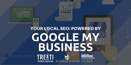 Local SEO: Powered by GoogleMyBusiness [Webinar] tickets